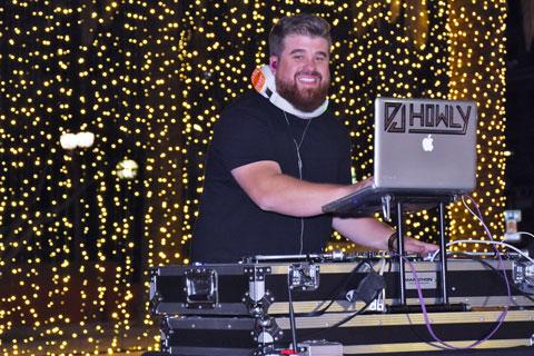 Pershing Square DJ